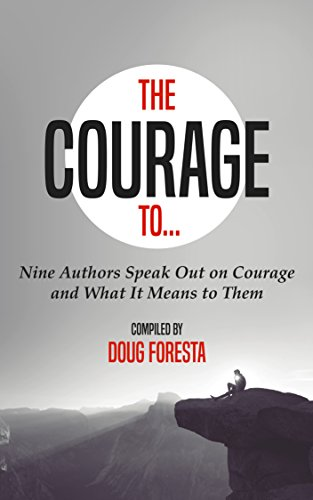 The courage to... book by Zev Halpern